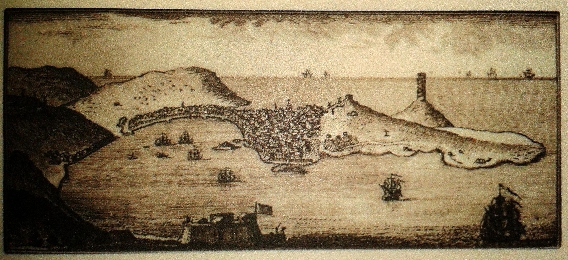 Coru a grabado siglo xix la ciudad en el arte for Diseno de interiores siglo xix