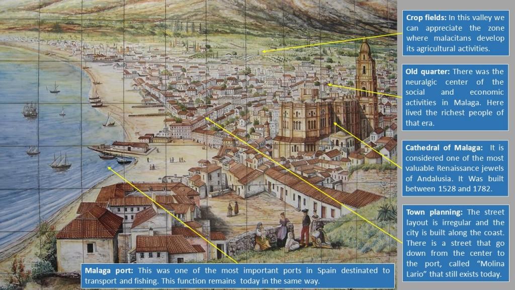 Málaga - Corrección