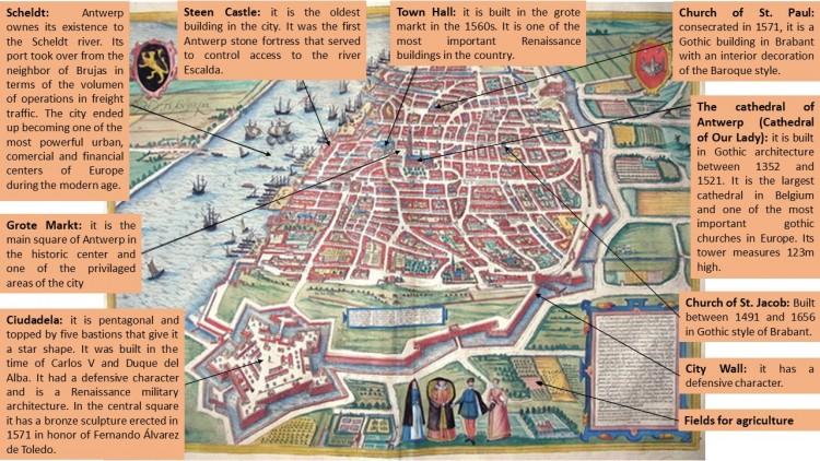 Antwerp-Individual work